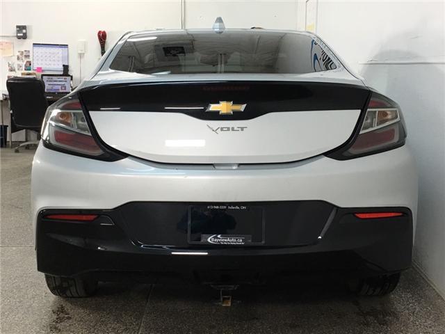 2018 Chevrolet Volt LT (Stk: 35187W) in Belleville - Image 6 of 26
