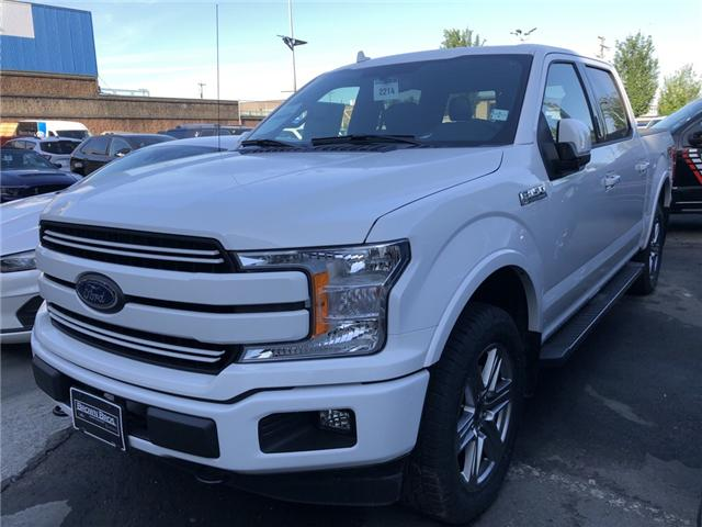 2018 Ford F-150 Lariat (Stk: 186646) in Vancouver - Image 1 of 4