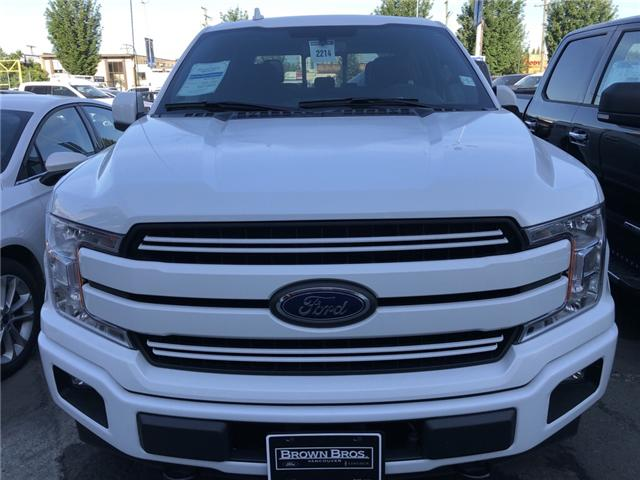 2018 Ford F-150 Lariat (Stk: 186646) in Vancouver - Image 2 of 4