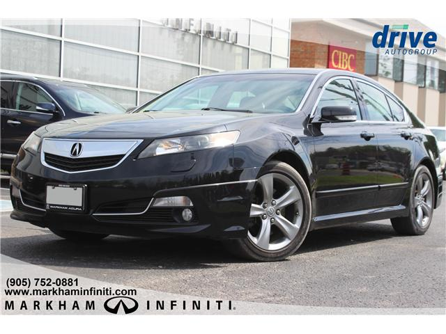 2012 Acura TL Base (Stk: P3202) in Markham - Image 1 of 22