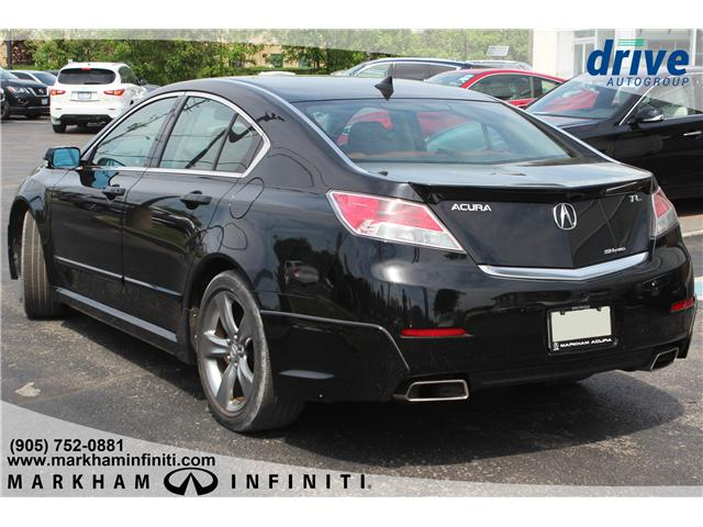 2012 Acura TL Base (Stk: P3202) in Markham - Image 2 of 22