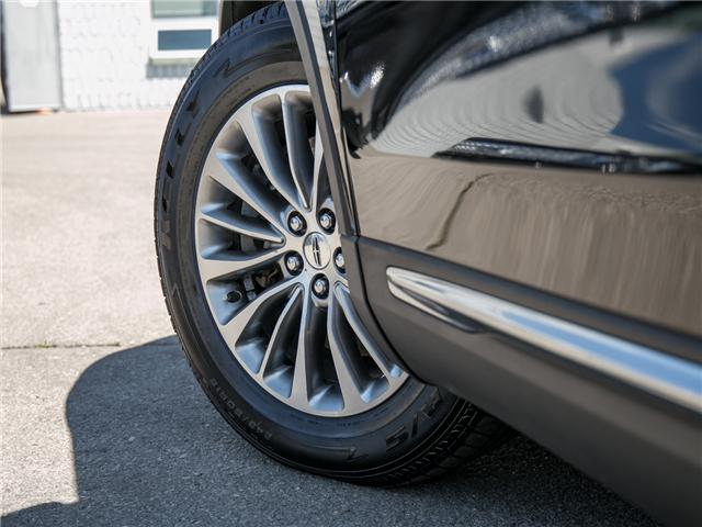 2016 Lincoln MKX Select (Stk: A90080) in Hamilton - Image 10 of 26