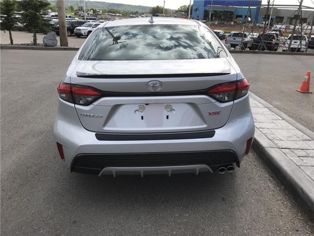 2020 Toyota Corolla XSE (Stk: 200024) in Cochrane - Image 4 of 14