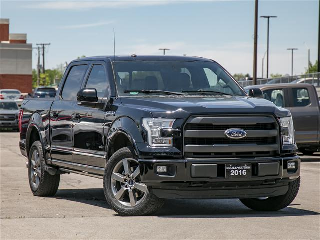 2016 Ford F-150 Lariat (Stk: A90417) in Hamilton - Image 1 of 30