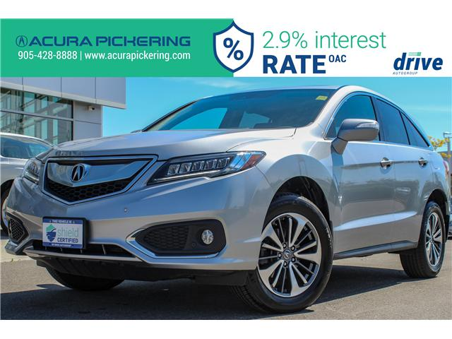 2017 Acura RDX Elite (Stk: AP4874) in Pickering - Image 1 of 36