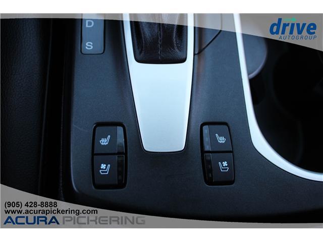 2017 Acura RDX Elite (Stk: AP4874) in Pickering - Image 19 of 36