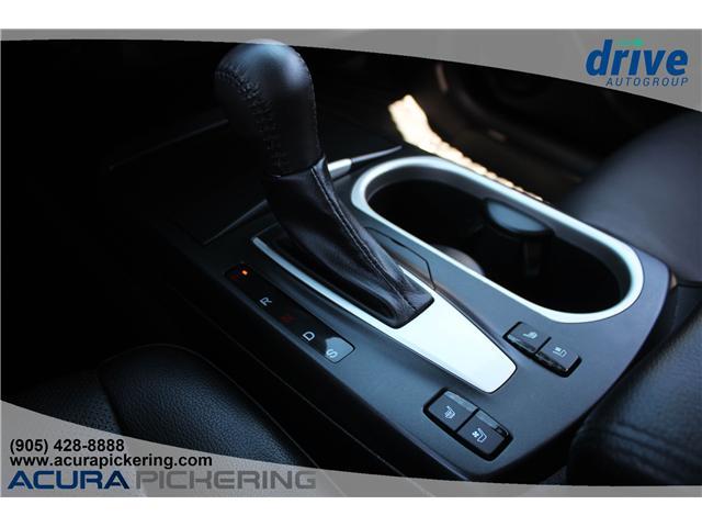 2017 Acura RDX Elite (Stk: AP4874) in Pickering - Image 18 of 36