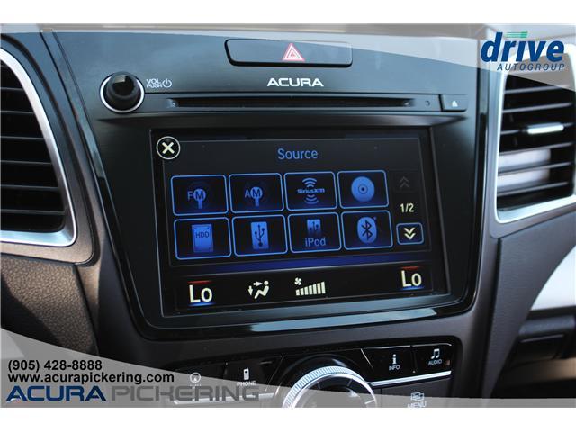 2017 Acura RDX Elite (Stk: AP4874) in Pickering - Image 16 of 36