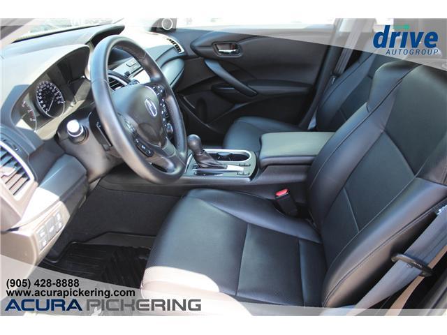 2017 Acura RDX Elite (Stk: AP4874) in Pickering - Image 11 of 36