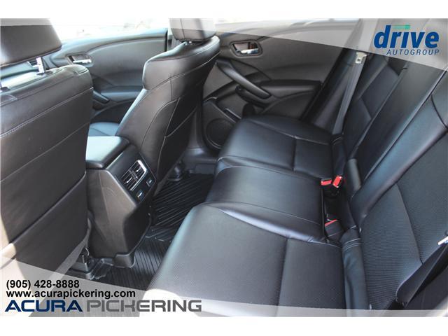 2017 Acura RDX Elite (Stk: AP4874) in Pickering - Image 28 of 36