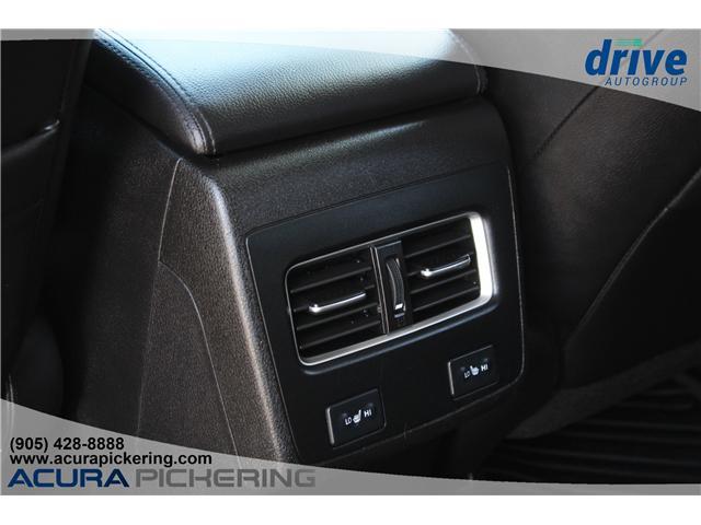 2017 Acura RDX Elite (Stk: AP4874) in Pickering - Image 29 of 36