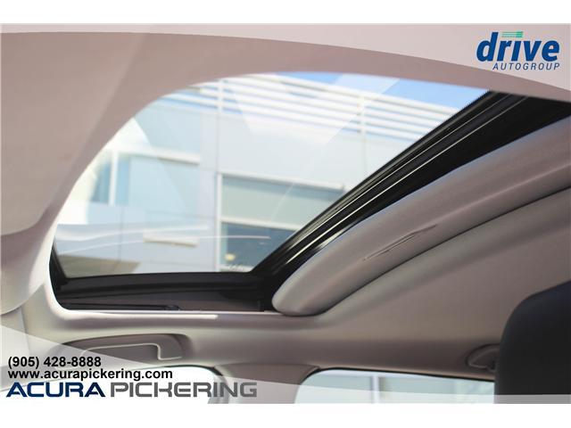 2017 Acura RDX Elite (Stk: AP4874) in Pickering - Image 21 of 36
