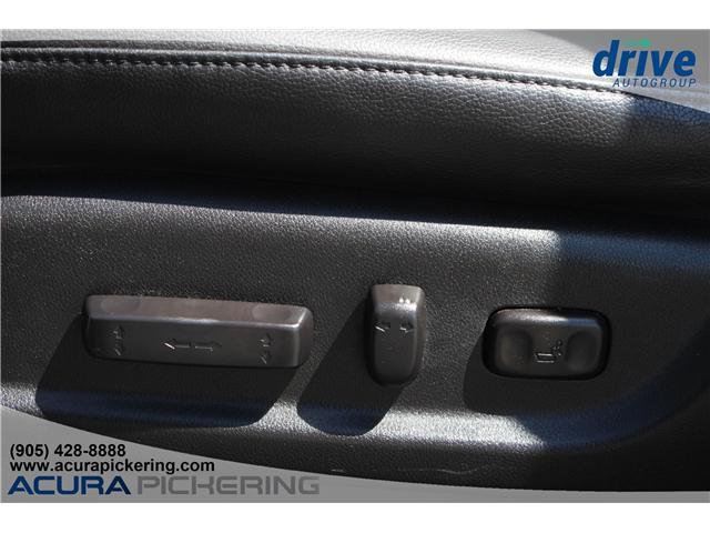 2017 Acura RDX Elite (Stk: AP4874) in Pickering - Image 27 of 36