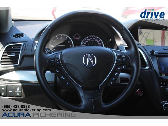 2017 Acura RDX Elite (Stk: AP4874) in Pickering - Image 12 of 36