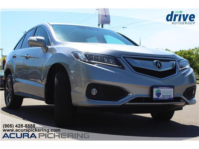 2017 Acura RDX Elite (Stk: AP4874) in Pickering - Image 5 of 36