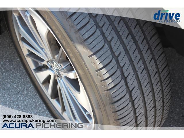 2017 Acura RDX Elite (Stk: AP4874) in Pickering - Image 32 of 36