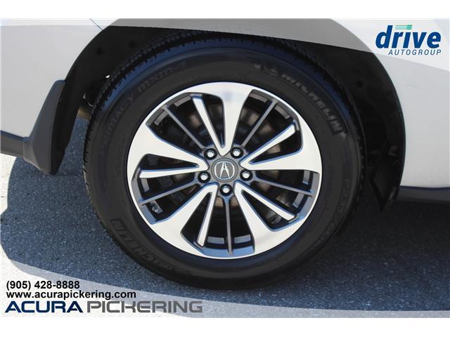 2017 Acura RDX Elite (Stk: AP4874) in Pickering - Image 33 of 36