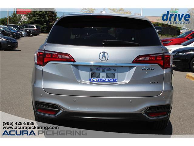2017 Acura RDX Elite (Stk: AP4874) in Pickering - Image 8 of 36