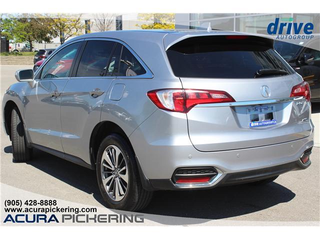 2017 Acura RDX Elite (Stk: AP4874) in Pickering - Image 10 of 36