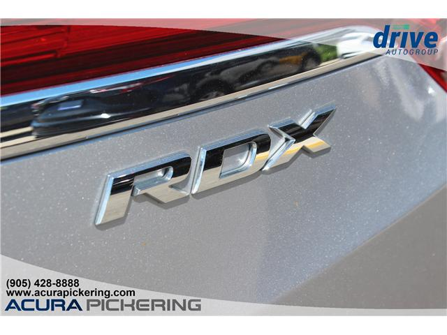2017 Acura RDX Elite (Stk: AP4874) in Pickering - Image 34 of 36