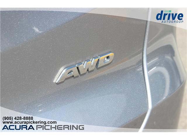 2017 Acura RDX Elite (Stk: AP4874) in Pickering - Image 35 of 36