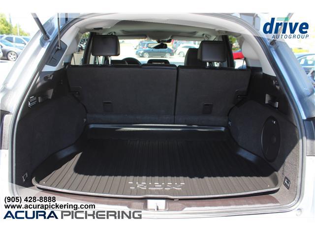 2017 Acura RDX Elite (Stk: AP4874) in Pickering - Image 30 of 36