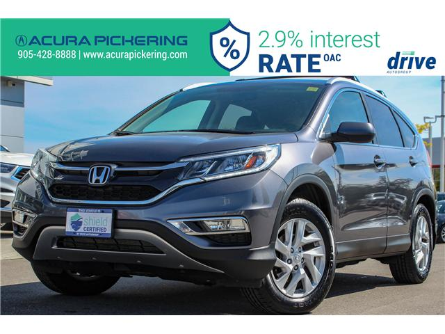 2015 Honda CR-V EX-L (Stk: AP4875) in Pickering - Image 1 of 31