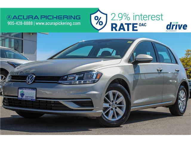 2018 Volkswagen Golf 1.8 TSI Trendline (Stk: AP4876R) in Pickering - Image 1 of 27