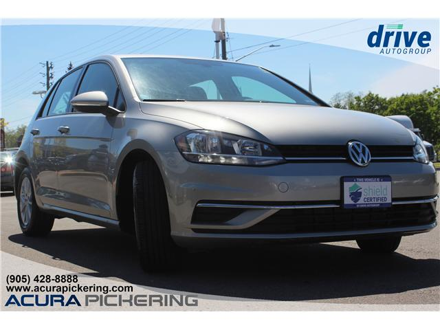 2018 Volkswagen Golf 1.8 TSI Trendline (Stk: AP4876R) in Pickering - Image 5 of 27