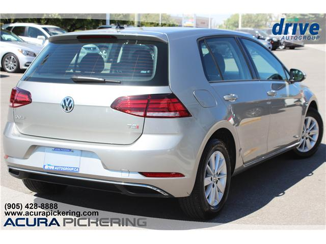 2018 Volkswagen Golf 1.8 TSI Trendline (Stk: AP4876R) in Pickering - Image 7 of 27