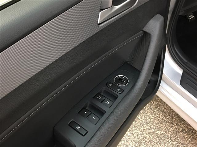 2019 Hyundai Sonata Preferred (Stk: 35143W) in Belleville - Image 23 of 30