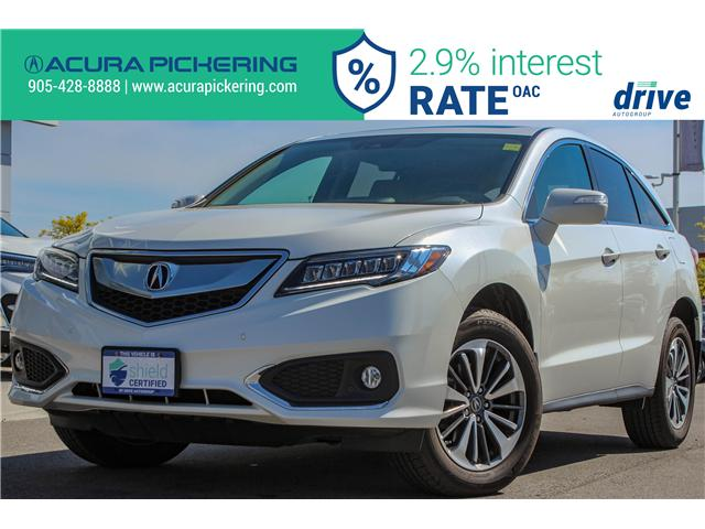 2017 Acura RDX Elite (Stk: AU042A) in Pickering - Image 1 of 33