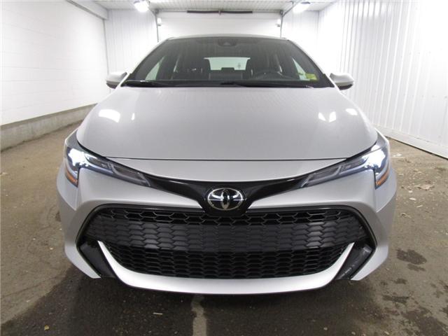 2019 Toyota Corolla Hatchback SE Upgrade Package (Stk: 191307) in Regina - Image 2 of 22