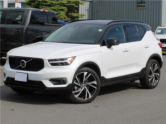 2019 Volvo XC40 T5 R-Design (Stk: V190283A) in Fredericton - Image 1 of 19
