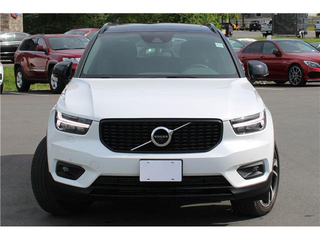 2019 Volvo XC40 T5 R-Design (Stk: V190283A) in Fredericton - Image 2 of 19