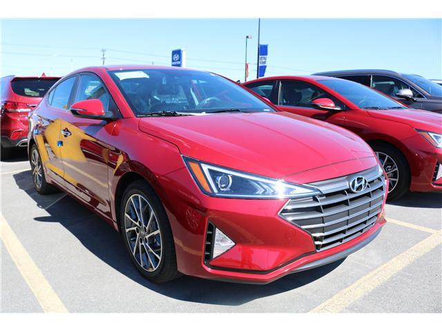 2020 Hyundai Elantra Luxury (Stk: 02871) in Saint John - Image 1 of 2