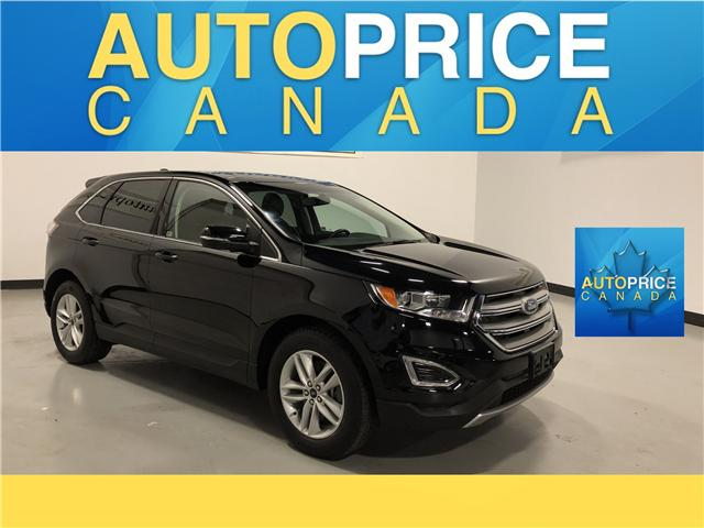 2017 Ford Edge SEL (Stk: W0311A) in Mississauga - Image 1 of 27