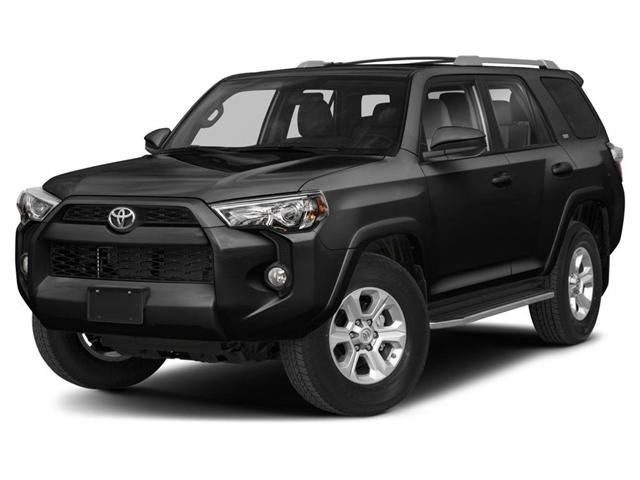 2019 Toyota 4Runner SR5 (Stk: 19345) in Brandon - Image 1 of 9