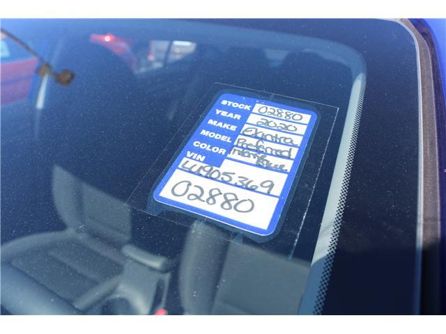 2020 Hyundai Elantra Preferred w/Sun & Safety Package (Stk: 02880) in Saint John - Image 2 of 3