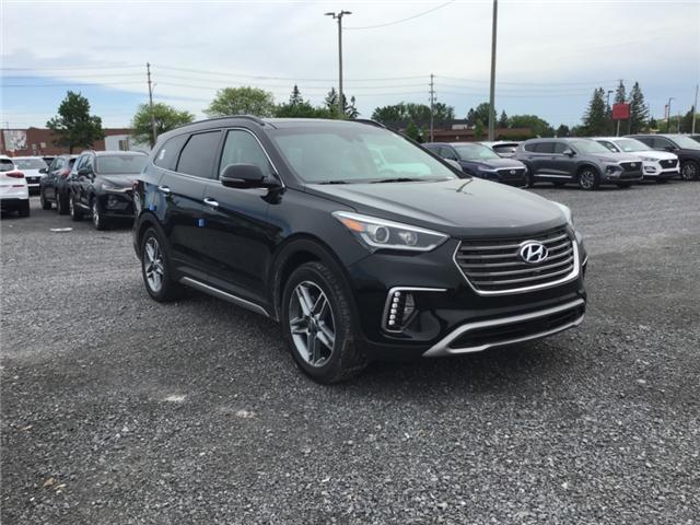 2019 Hyundai Santa Fe XL Ultimate (Stk: R95045) in Ottawa - Image 1 of 12