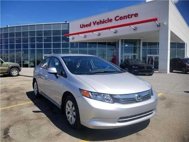 2012 Honda Civic LX (Stk: U194198V) in Calgary - Image 1 of 22