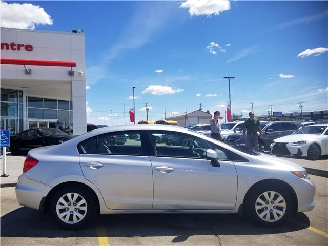 2012 Honda Civic LX (Stk: U194198V) in Calgary - Image 2 of 22
