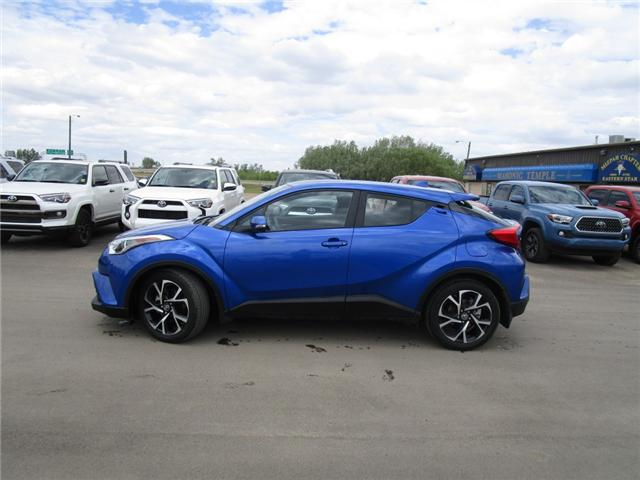 2018 Toyota C-HR XLE (Stk: 1990652) in Moose Jaw - Image 2 of 27