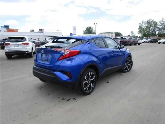 2018 Toyota C-HR XLE (Stk: 1990652) in Moose Jaw - Image 8 of 27