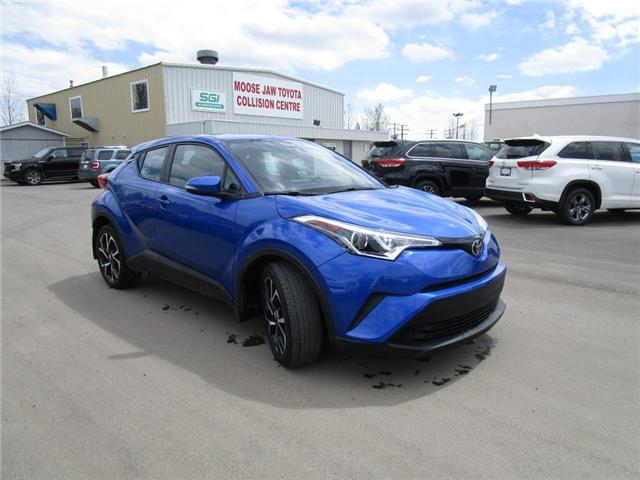 2018 Toyota C-HR XLE (Stk: 1990652) in Moose Jaw - Image 10 of 27