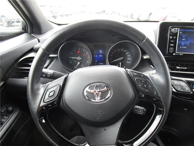 2018 Toyota C-HR XLE (Stk: 1990652) in Moose Jaw - Image 15 of 27