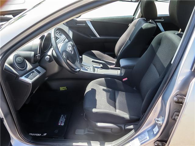 2012 Mazda Mazda3 GS-SKY (Stk: 95184S) in Waterloo - Image 10 of 19