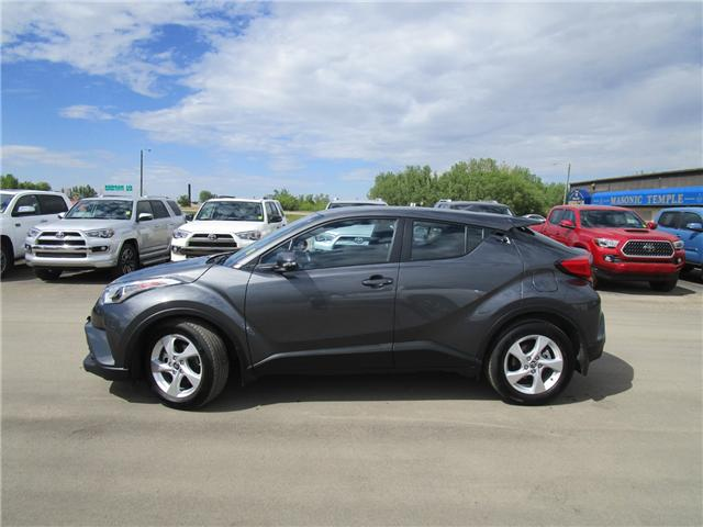 2018 Toyota C-HR XLE (Stk: 1990861 ) in Moose Jaw - Image 2 of 33