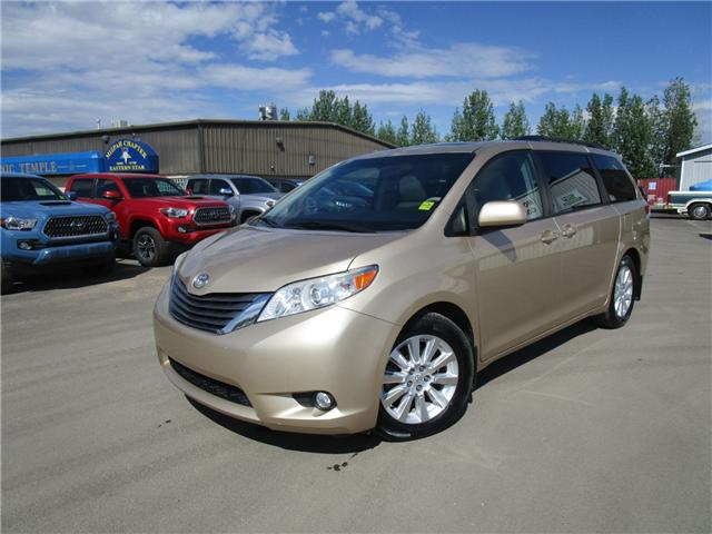 2011 Toyota Sienna XLE 7 Passenger (Stk: 1991372 ) in Moose Jaw - Image 1 of 33