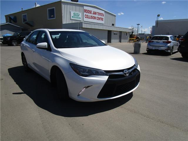 2015 Toyota Camry XSE V6 (Stk: 1880041) in Moose Jaw - Image 9 of 38